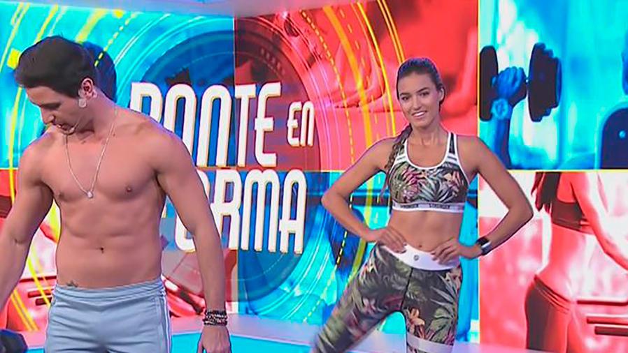 Francisco Medina, entrenador personal, y la mejor rutina de ejercicios para perder peso