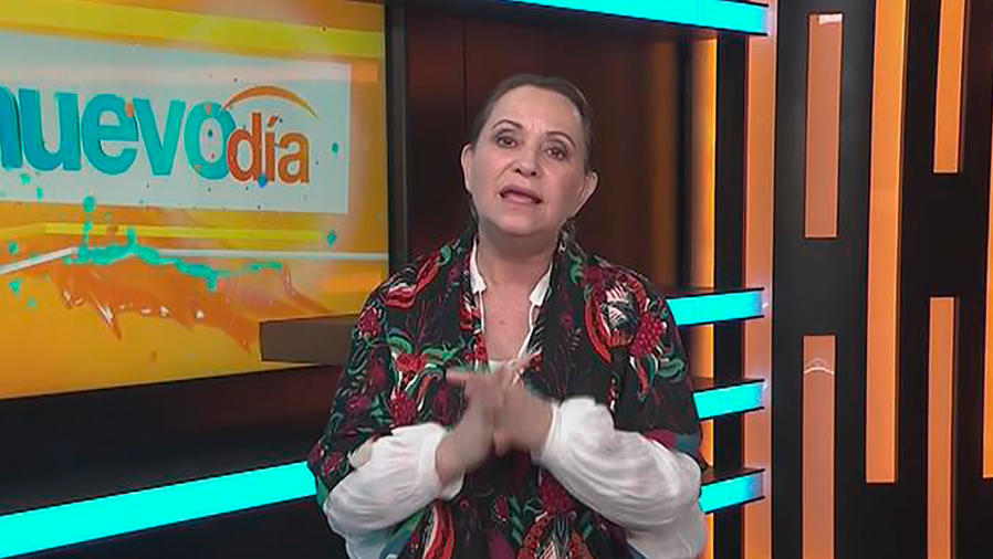 """Adriana Barraza, Uriel del Toro y Guillermo Iván hablan sobre """"Al Otro Lado del Muro"""""""
