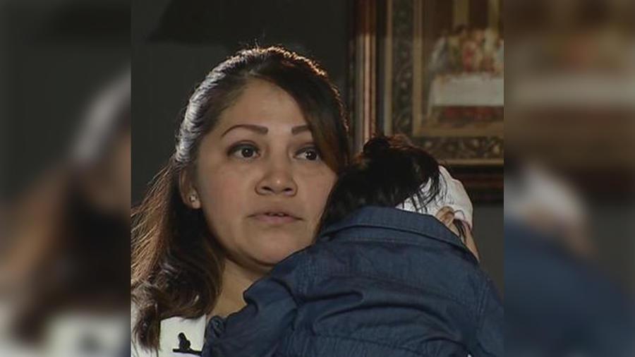 Una madre indocumentada con 3 hijos que lleva 25 años en USA lucha por no ser deportada
