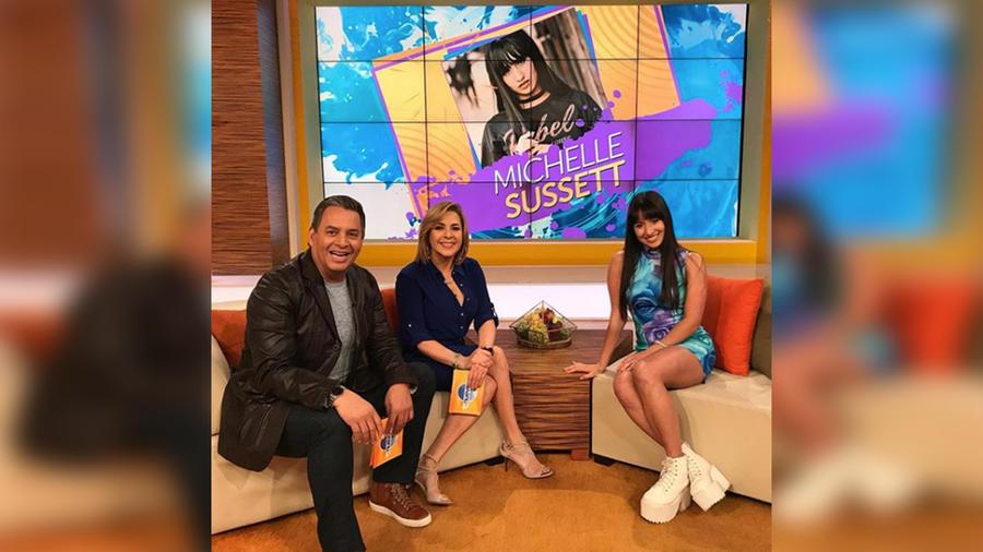 Nos visita Michelle Susset, la venezolana que puso a bailar Tex-Mex a Katy Perry