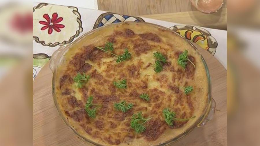 Recetas de cocina: Descubre cómo hacer un delicioso Pastel de Mariscos