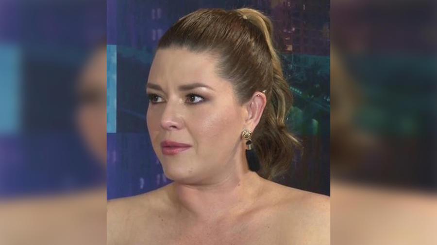 Alicia Machado habló del padre de su hija y Vicente Fernández desmiente a los medios