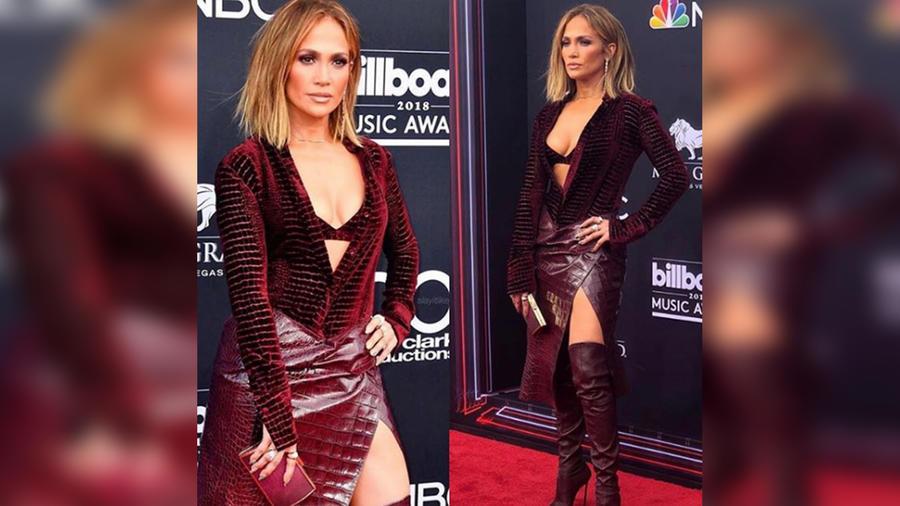 Te mostramos la moda y el glamour de los Premios Billboard Music Award