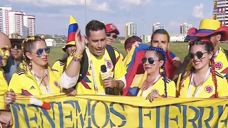 fanaticos colombianos