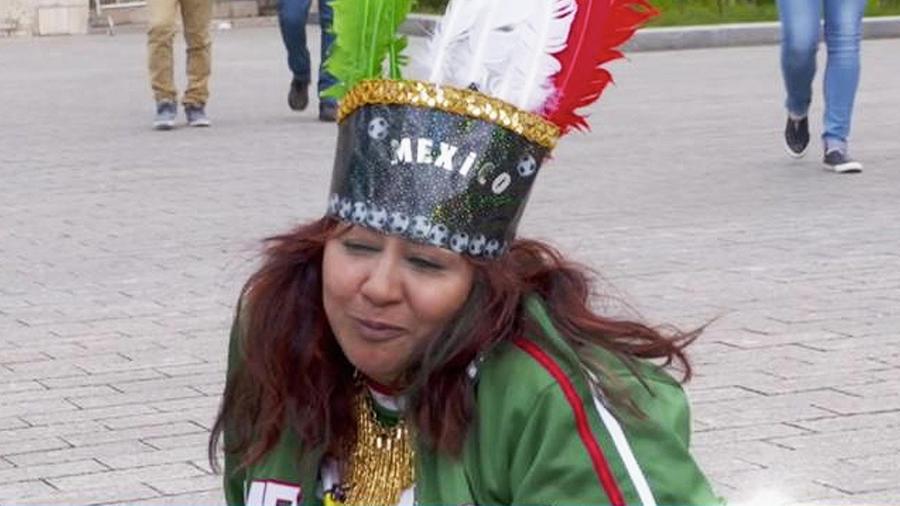 fanatica mexicana