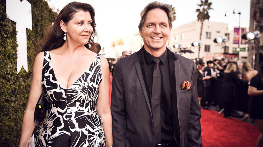 Guy Ecker en los Latin American Music Awards