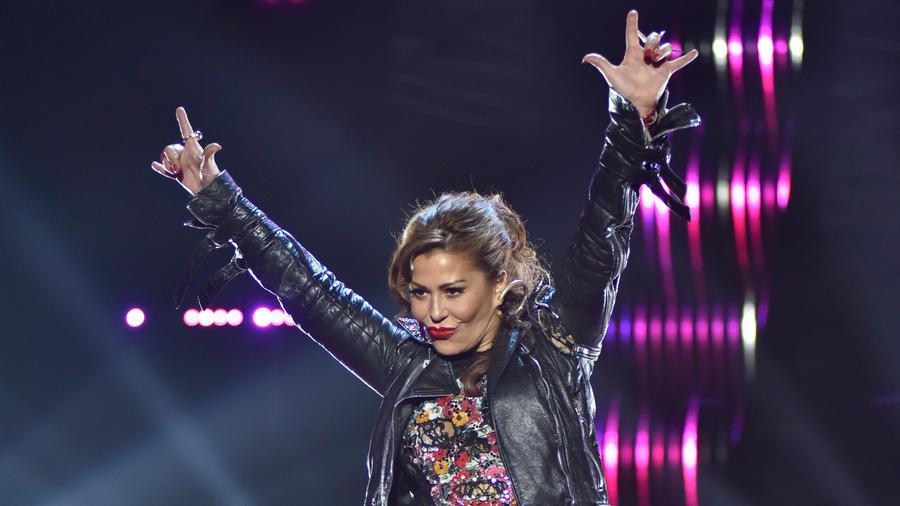 Alejandra Guzman en La Voz