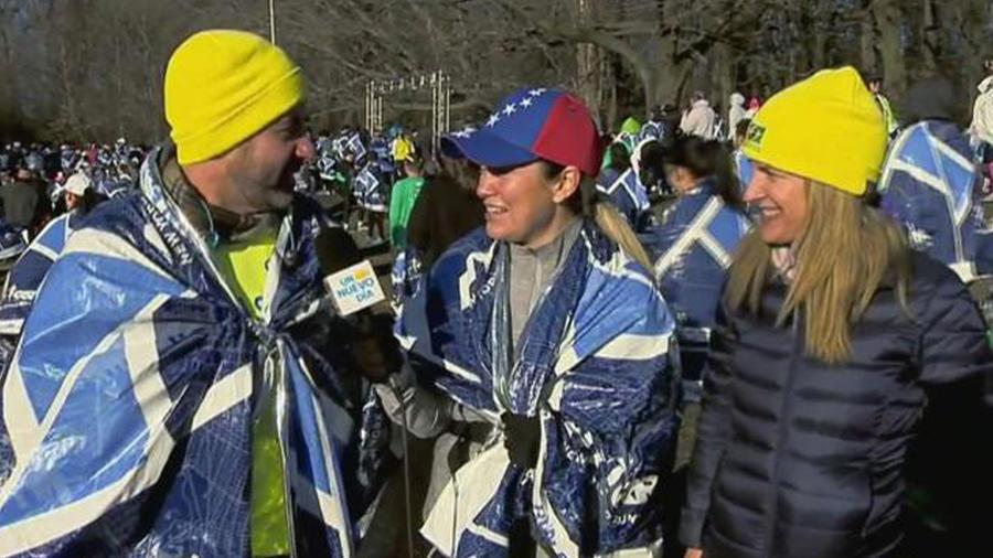 Media maratón de Nueva York