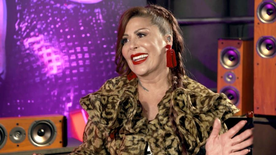 Alejandra Guzman La Voz