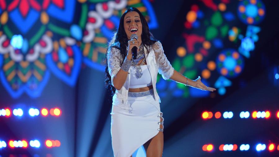 Mayre Martinez La Voz