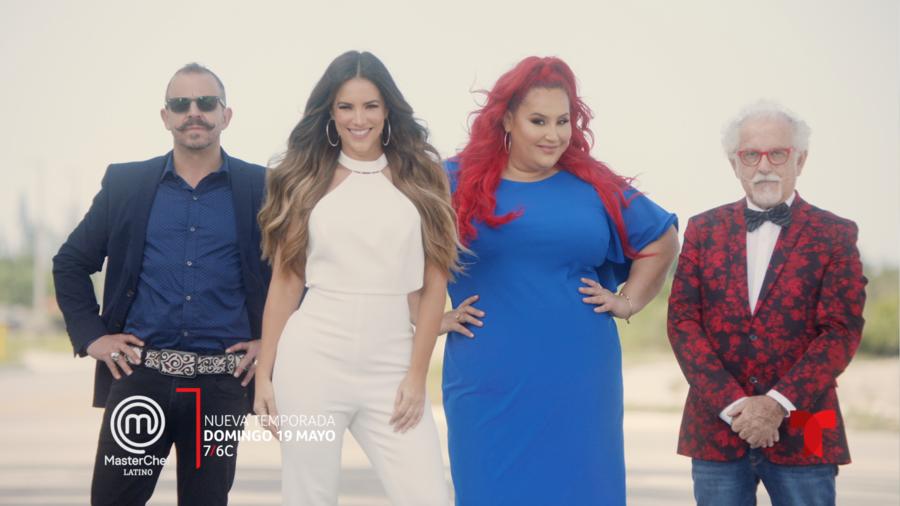 Promo MasterChef Latino