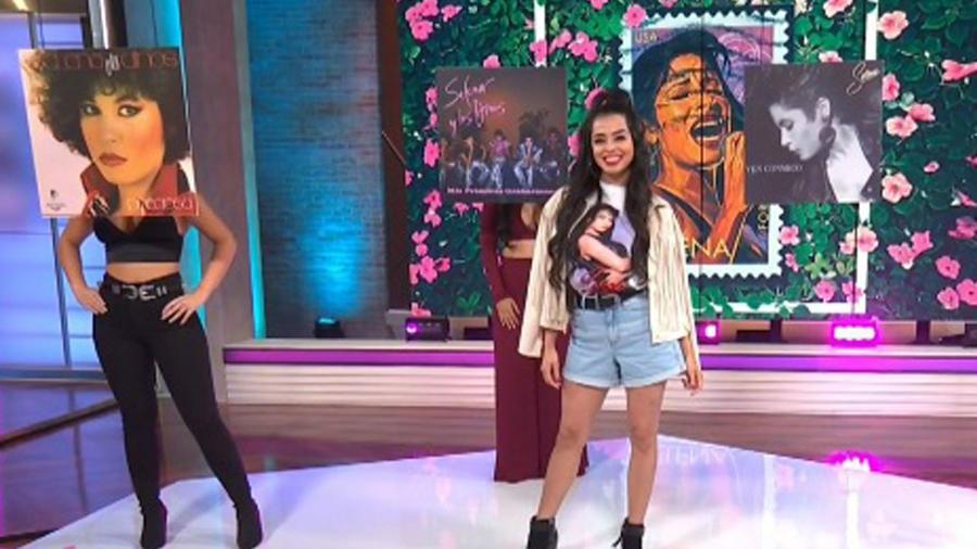 Moda inspirada en Selena Quintanilla