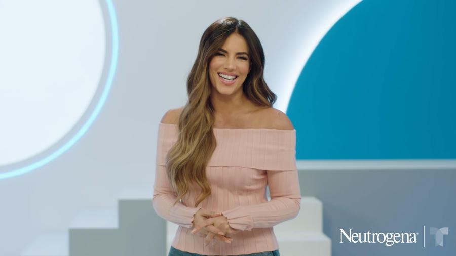 Gaby Espino Neutrogena