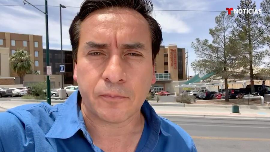 Edgar Muñoz informa sobre la muerte de otro niño inmigrante que estuvo en custodia de la Patrulla Fronteriza