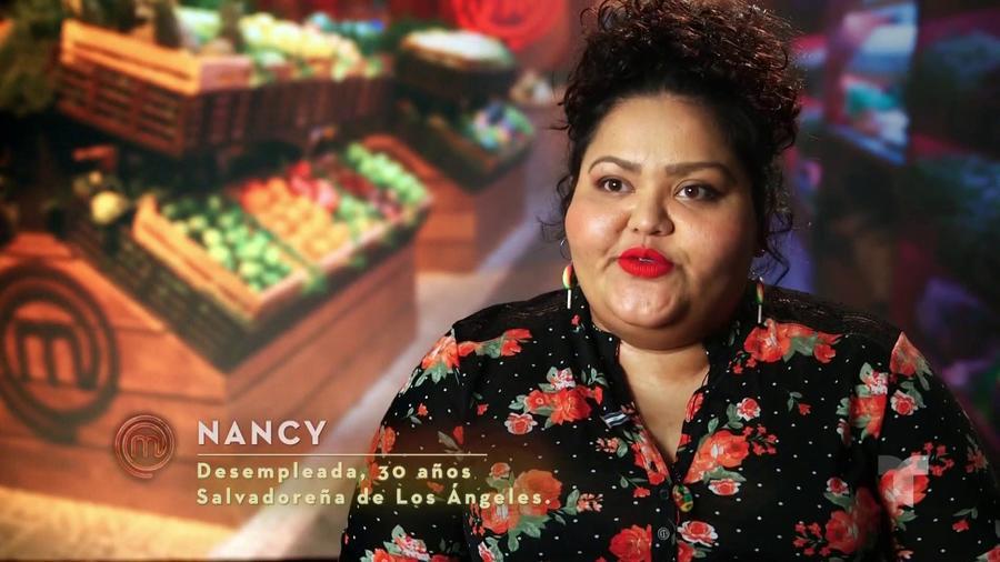 Nancy quiere ser la primera salvadoreña en MasterChef Latino