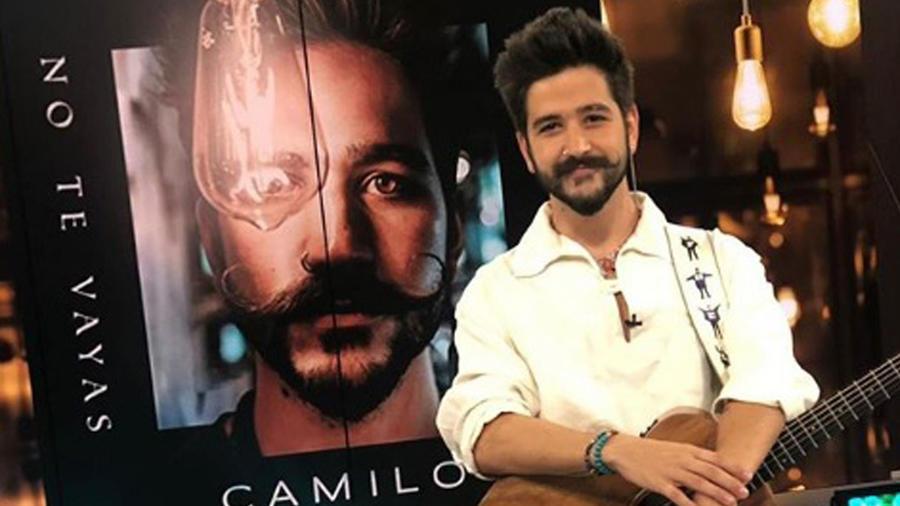 Camilo, cantante colombiano presenta nuevo sencillo