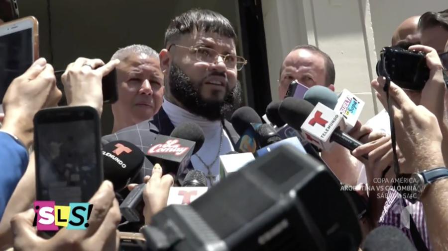 Piden que Farruko sea condenado a 16 meses de prisión (VIDEO)