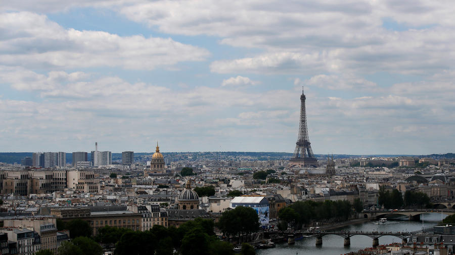Torre Eiffel en una imagen de archivo