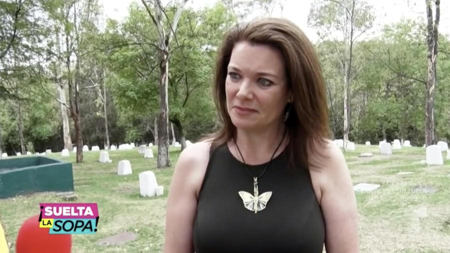 Katie Barberi habló sobre los últimos días de Edith González (VIDEO)