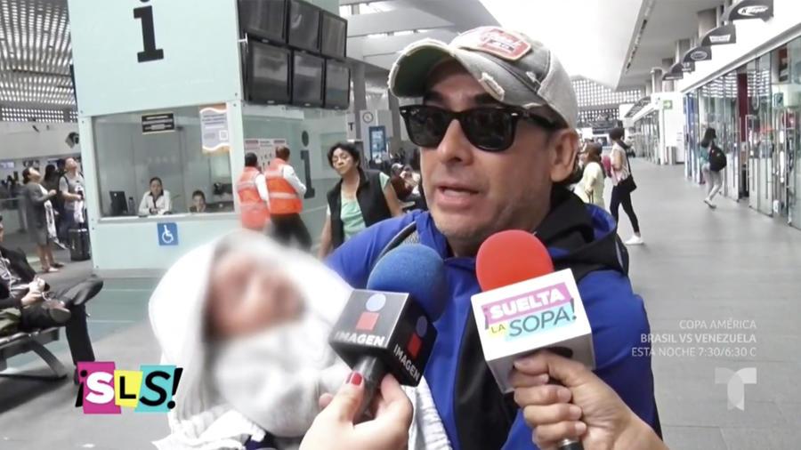 Adal Ramones niega que su hija sea víctima de una secta (VIDEO)