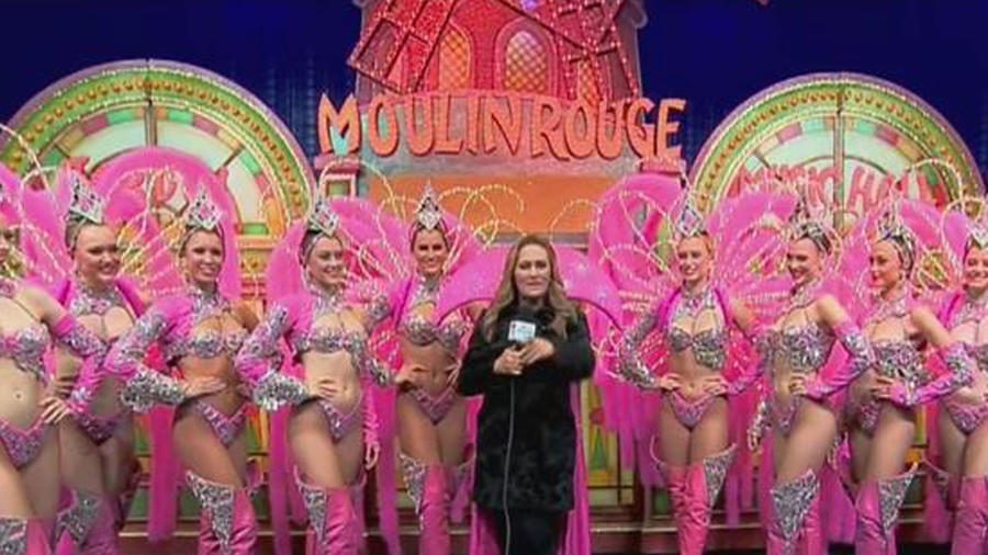 Moulin Rouge, el cabaret más famoso del mundo