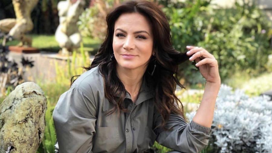 Silvia Navarro se toma con humor los rumores (VIDEO)