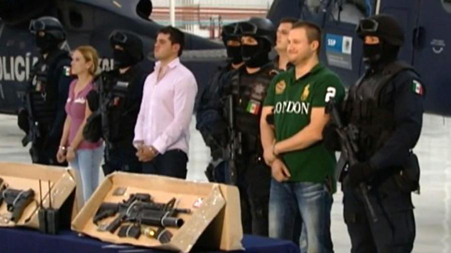 México: subastan propiedades de narcotraficantes