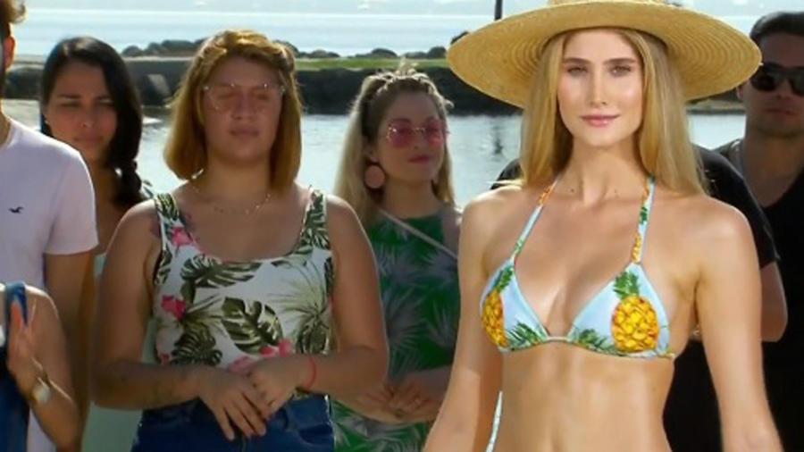 Piña Colada Party, colección de trajes de baño de Maru Jordan