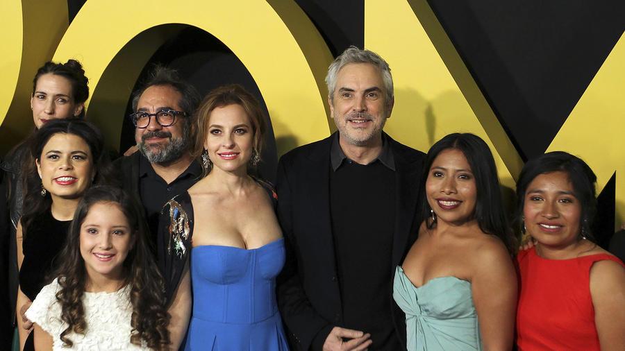 Roma fue la más ganadora en los Premios Ariel (VIDEO)