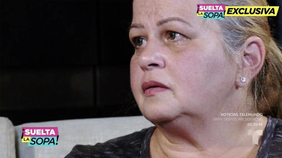 """Mercedes Arce, otra """"víctima"""" de Pablo Lyle (VIDEO) PARTE 2"""