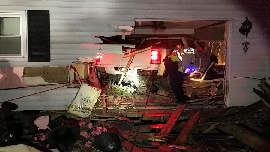 Accidente reportado en Spring Grove, Illinois.