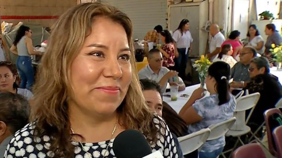 Familias de inmigrantes se reencuentran en la frontera