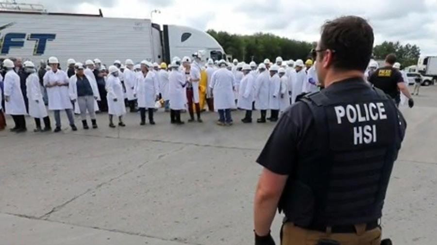 Deportaciones masivas