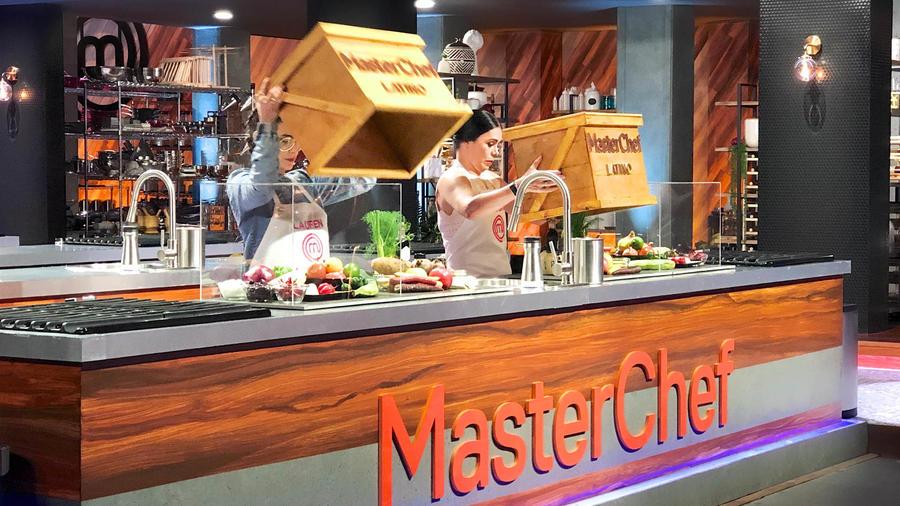 Última caja misteriosa de MasterChef Latino 2