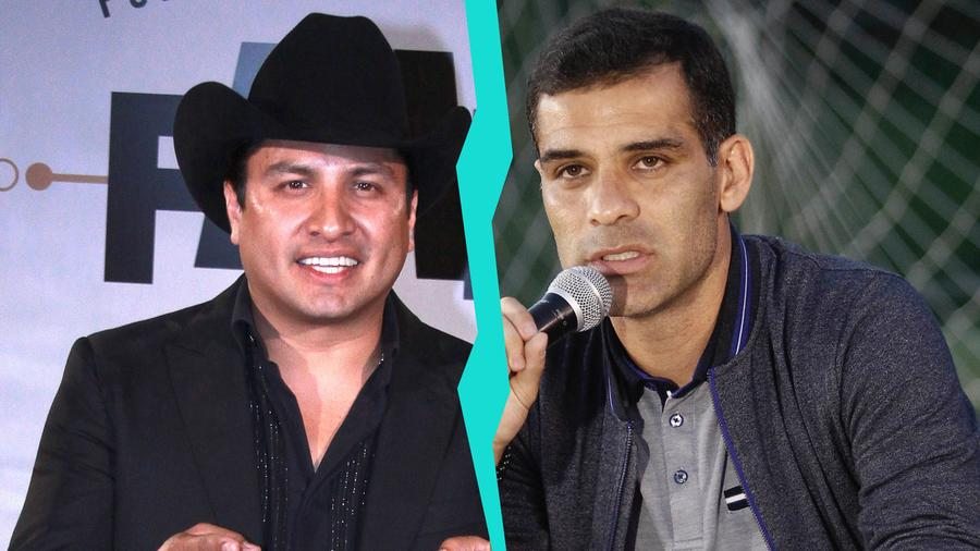 Julión Álvarez Y Rafael Márquez