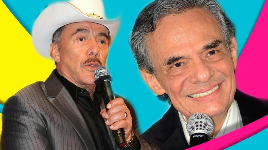 Don Pedro Rivera y José José