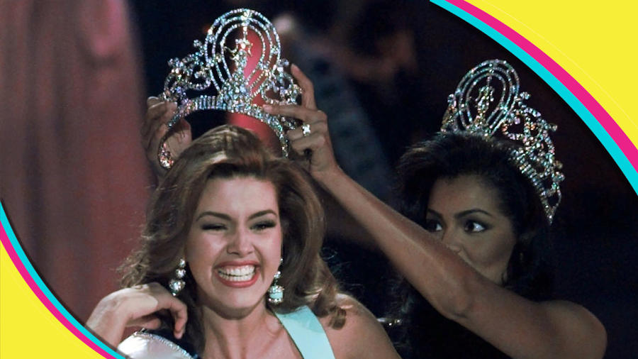 Alicia Machado y Chelsi Smith