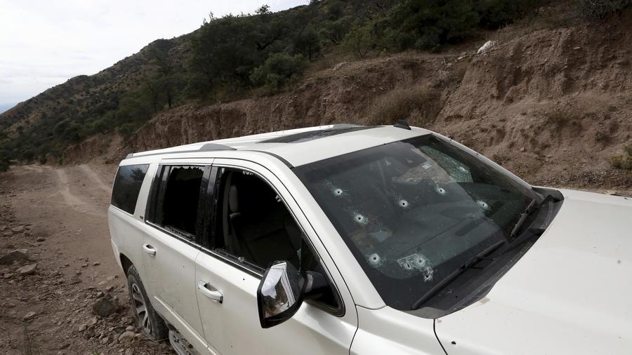 Revelan dramáticas grabaciones tras la masacre a familia LeBarón en Sonora