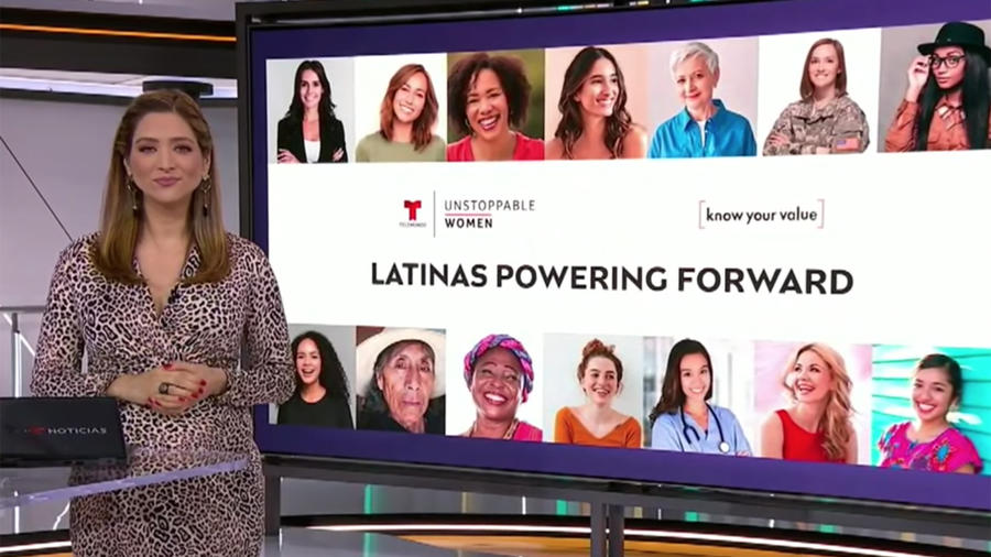 Latinas Powering Forward