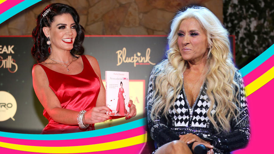 Paola Durante y Yuri