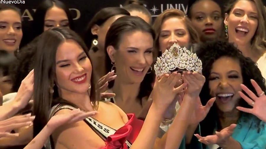 Corona de Miss Universo 2019