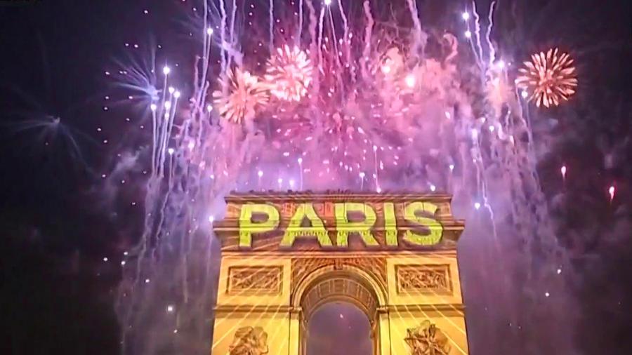 Paris Año Nuevo 2020