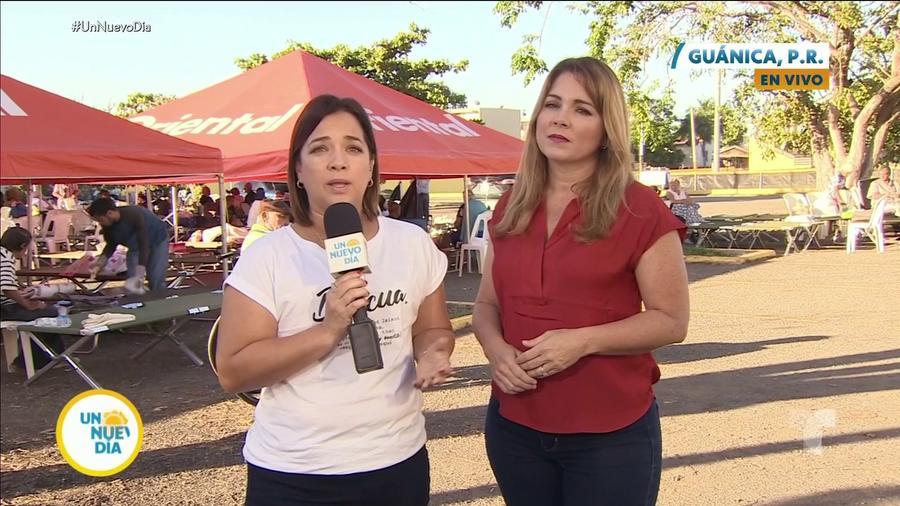Adamari López en Puerto Rico