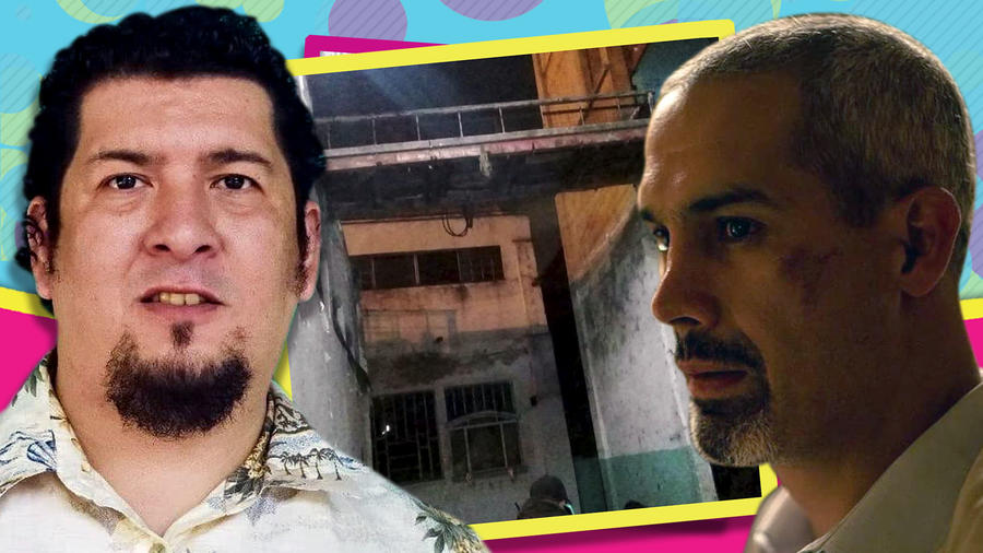 Jorge Navarro y Luis Gerardo Rivera
