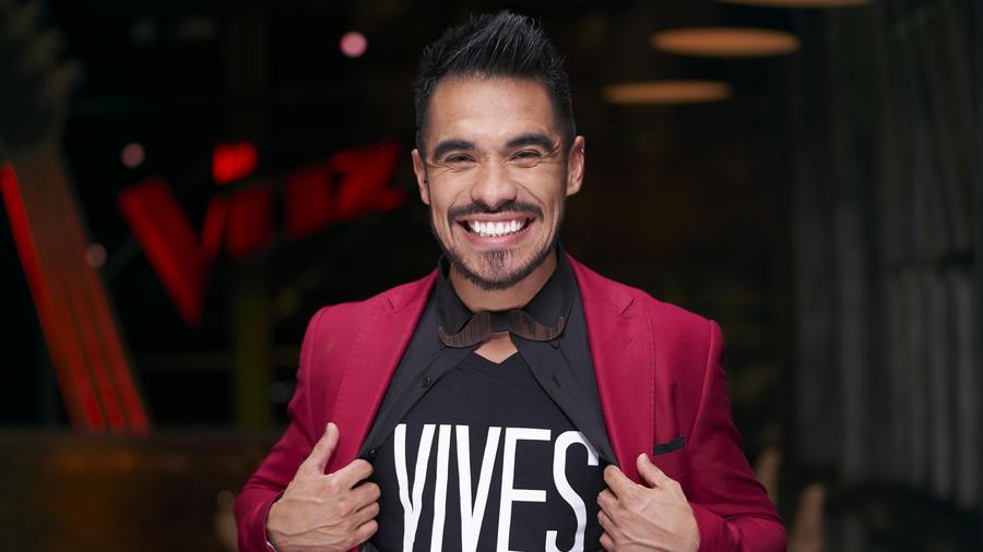 Jimmy Rodriguez, participante del Team Vives en La Voz US 2