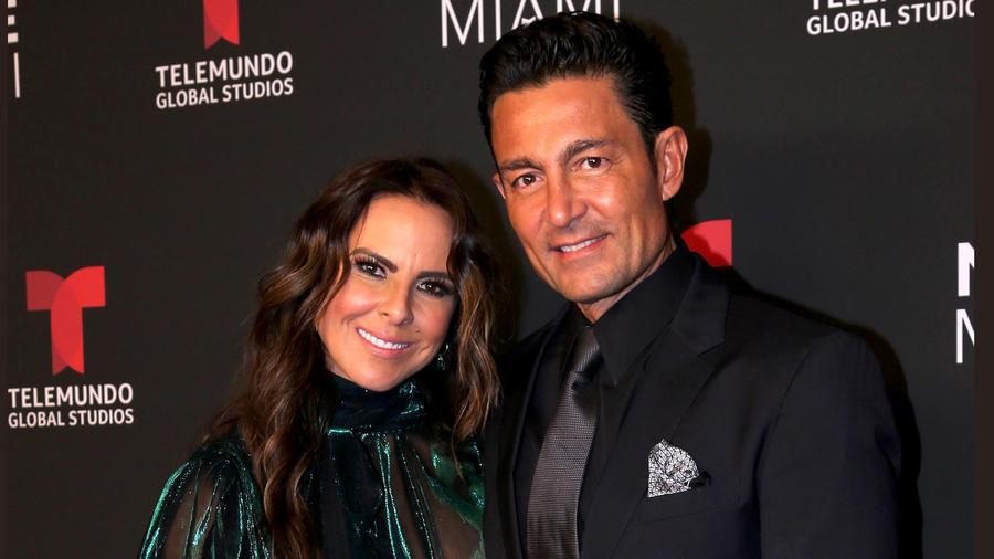 Kate del Castillo y Fernando Colunga