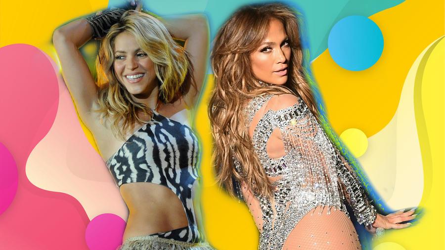 Shakira y Jlo