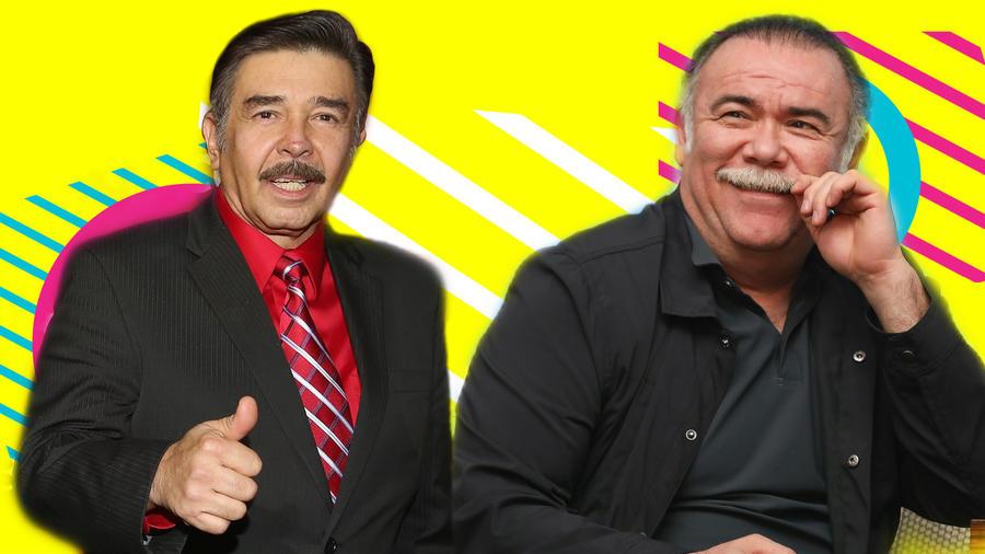 Jesús Ochoa y Jorge Ortiz de Pinedo