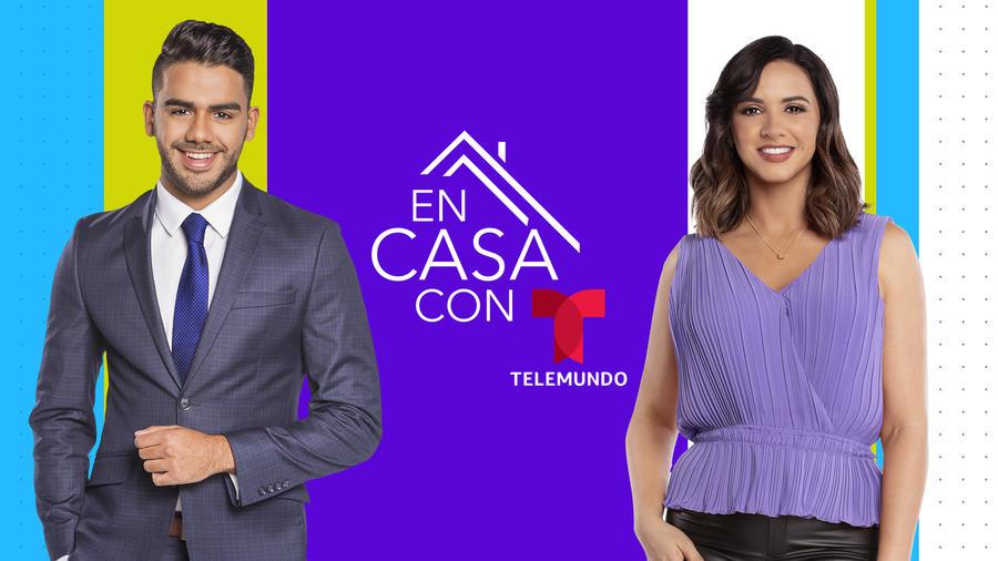 En Casa con Telemundo une a las familias, ofrece entretenimiento y buenas noticias