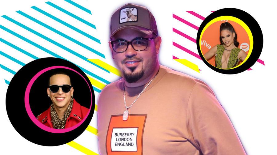 Daddy Yankee, Raphy Pina y Natti Natasha